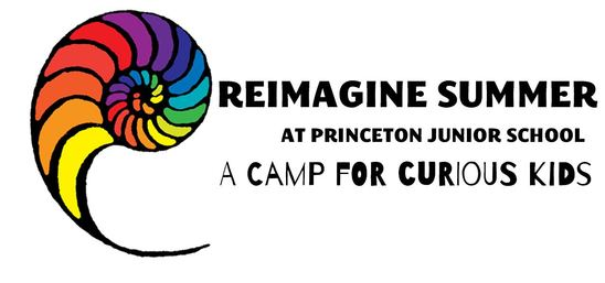Reimagine Summer<br />... a camp for curious kids!